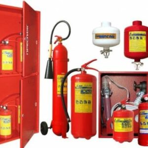 Противопожарное оборудование (ППО)